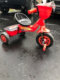 Lightning McQueen Tricycle Bike (Cars)