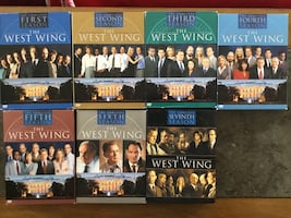 The West Wing   Complete Series (DVD)