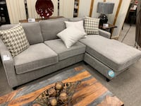 2pc sectional  Dallas, 75217