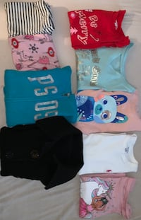Girls winter/fall clothes Houston, 77035