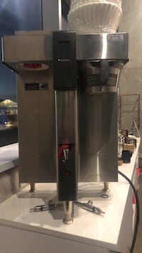 FETCO CBS-2132XTS Extractor Twin Coffee Brewer, 3L or 1Gal Model # CBS-2132XTS Mc Lean, 22102
