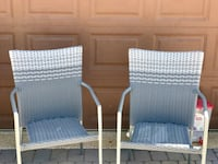 Patio gray chairs  Chandler, 85249
