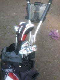 Ram G-Force Golf clubs. Left hand Edmonton, T5A