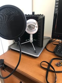 Microphone Filter and more