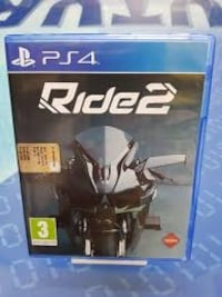 Ride2 ps4  Milan