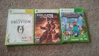 2 games 5 dollars each or 10 for all Lake City, 55041