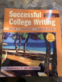 Successful College Writing District Heights, 20747