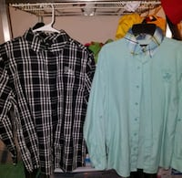 Boys/Mens dress shirts sizes 14-16 Oxon Hill, 20745