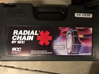 NEW! Winter tire chains Vancouver, V6B 0R3