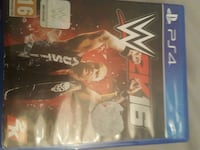 Sony PS4 wwe  2K16 game