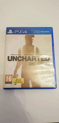Uncharted Nathan Drake Collection Ps4 Cevatpaşa Mahallesi, 34045