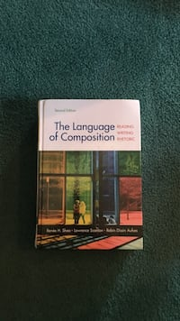 The language of composition 2nd edition Loveland, 80538