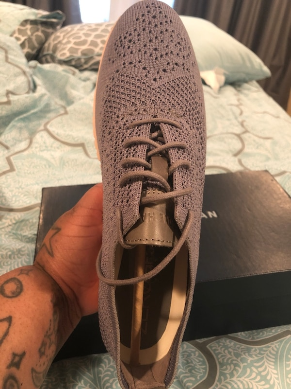 6b29a08b25506 Used unpaired gray Adidas Yeezy Boost 350 for sale in Plymouth Meeting -  letgo