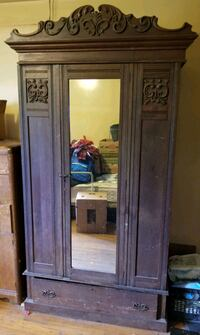 1920's ARMOIRE UP FOR SALE Cambridge