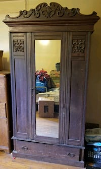 1920's ARMOIRE UP FOR SALE