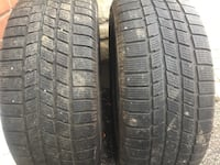 two vehicle tires Kitchener, N2E 1H2