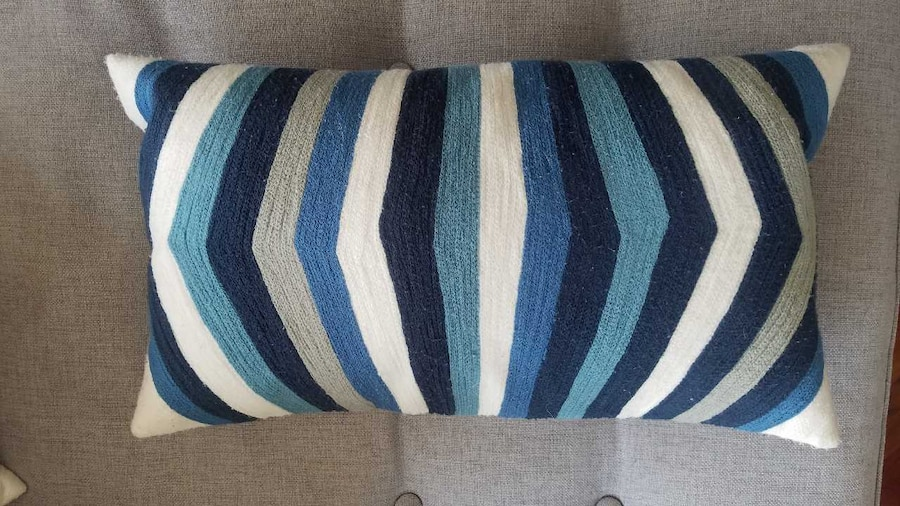 West Elm Throw Pillow Inserts : Used West Elm Pillow Cases and Pillow Inserts in Chicago