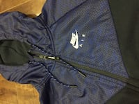 Nike fleece windbreaker  Greater Vancouver