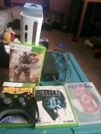 Xbox 360 comes with everything