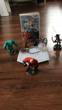 Wii Disney infinity game, Portal, and characters Absecon, 08201