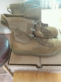 Coyote tan Army boots Coolidge, 31738