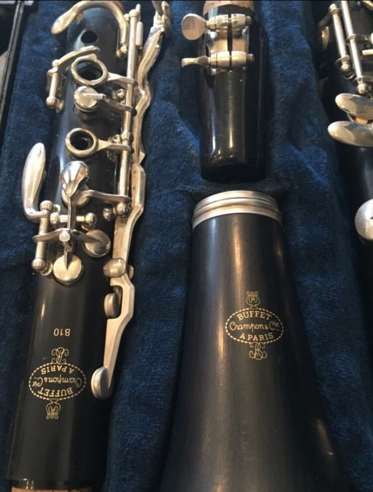 used buffet crampon b10 student bb clarinet for sale in hagerstown rh us letgo com