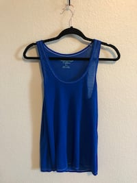Size small American Eagle blue tank  Coppell, 75019