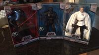 STAR WARS ACTION FIGURES $30.00 EACH Guelph, N1E 4L5