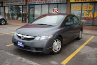 2011 HONDA CIVIC – DXG- AUTOMATIC =====228,258 Km.