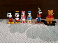 Disney bone china figurines.  Whitby, L1P 1A1