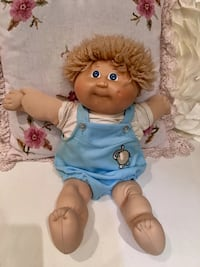 Cabbage Patch Doll Toronto, M4L 2R6