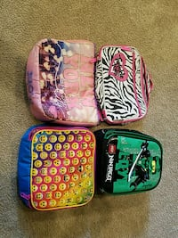 Lunch bags for kids Streamwood, 60107