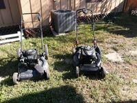 2 heavy duty self-propelled lawn mowers Alamo, 78516