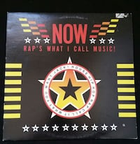 Now Rap's What I Call Music! - Vinyl Record Mississauga, L5J 4B3