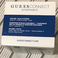 Guess Smartwatch 41mm Oakville, L6H 6T1