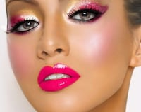 New Year's Eve Glitter & Sparkle Mobile Makeup&Hair Tampa, 33607