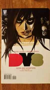 2010 Wildstorm - DV8 Gods and Monsters part 2