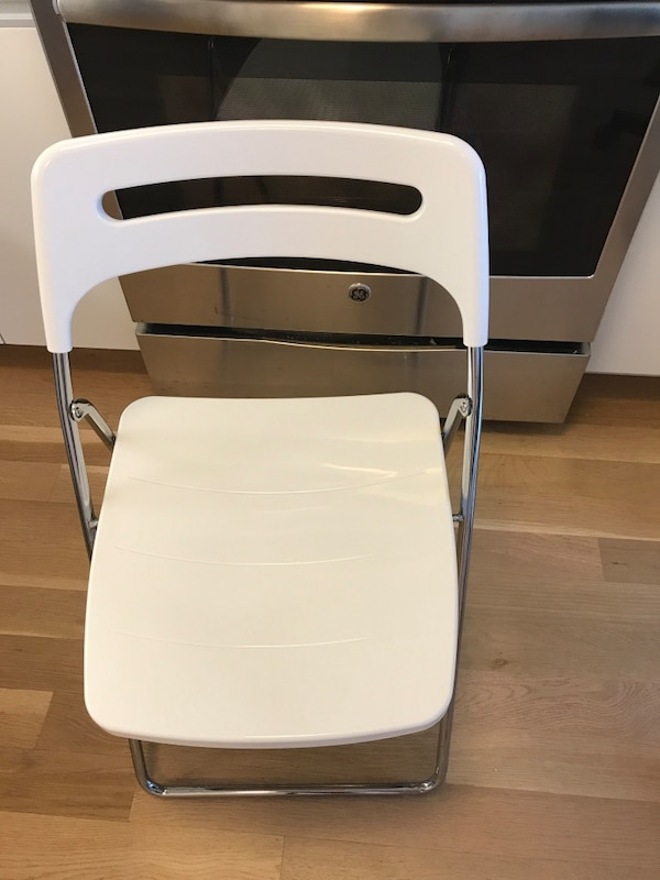 Strange Ikea Nisse High Gloss Folding Chair Caraccident5 Cool Chair Designs And Ideas Caraccident5Info