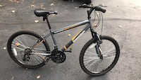 gray and black hardtail mountain bike Windham, 03087