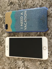 iPhone 6Plus; with Kate Spade case; gold, 16B, no scratches, excellent condition! Spring, 77388