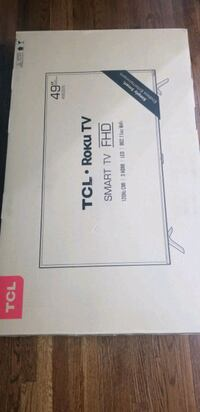 """TCL Roku TV 49""""  OBO """" NO DELIVERY"""" Netflix connects with  Alexa!!! Capitol Heights, 20743"""