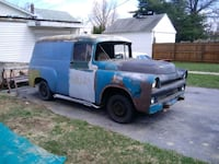 1957 Dodge Panel Truck Hedgesville