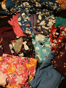 Medical Veterinary Scrubs Size Large 15 pieces