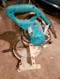 blue and gray Makita circular saw Calgary, T1Y 2K1