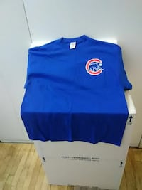 Chicago Cubs T-shirt Chicago, 60605