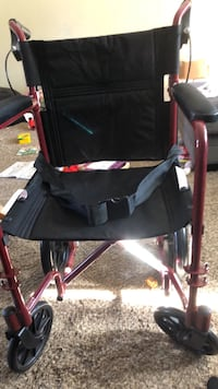 Wheel chair- used only once 2345 mi