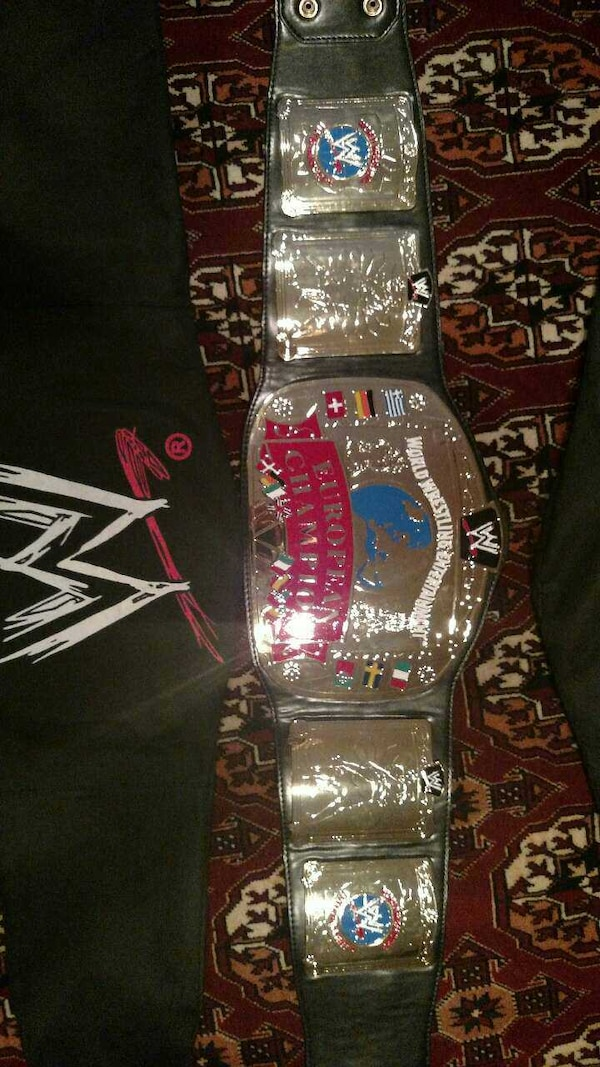 bfbfff8dfdc Used WWE replica wrestling belts for sale in Culpeper - letgo