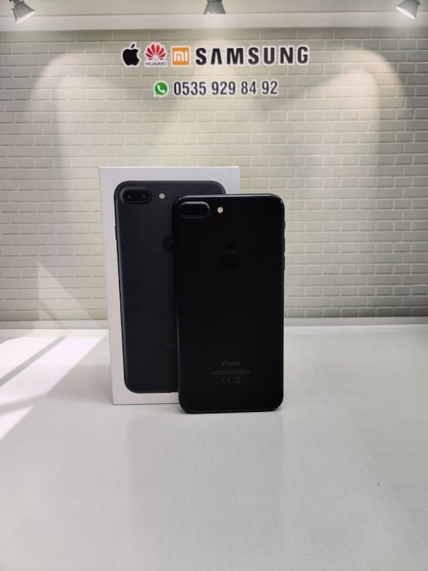 İPHONE 7PLUS 32GB HATASIZ 882b18ed-4708-442f-89f0-4d7cb9bf0bcf