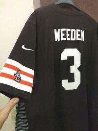 NFL. PLAYER JERSEY Cleveland, 44110