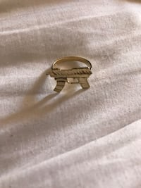 Real 10k gold ring Palmdale, 93551